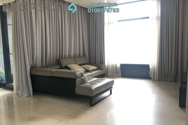 For Rent Condominium at The Troika, KLCC Freehold Fully Furnished 2R/2B 6k