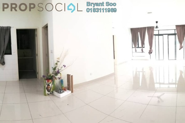 For Sale Condominium at The Z Residence, Bukit Jalil Freehold Semi Furnished 2R/2B 550k