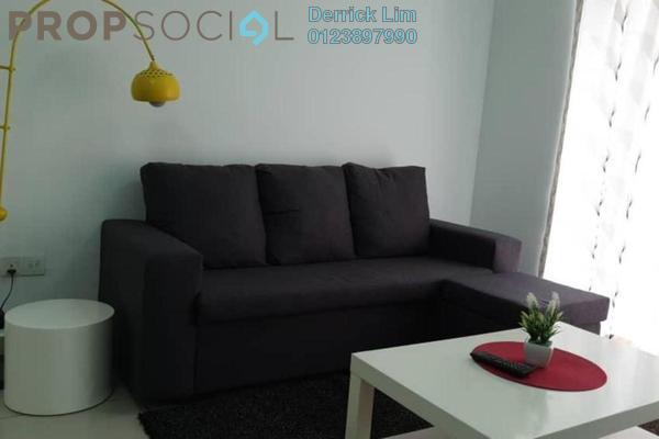 For Sale Condominium at Endah Promenade, Sri Petaling Freehold Fully Furnished 3R/3B 649k