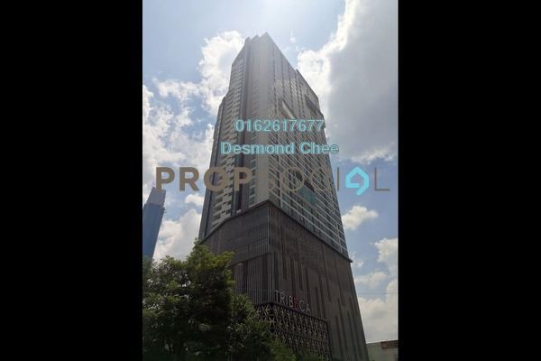 For Rent Office at Tribeca, Bukit Bintang Freehold Fully Furnished 0R/0B 3.6k