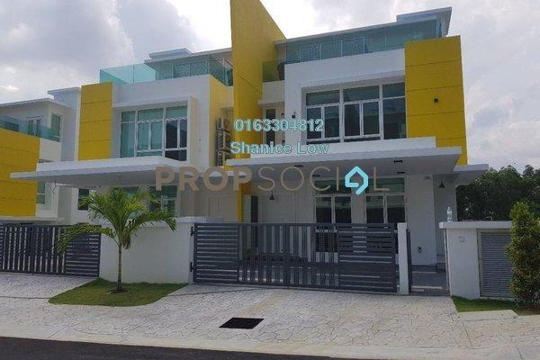 For Sale Semi-Detached at Duta Kinrara, Bandar Kinrara Freehold Unfurnished 5R/7B 3m