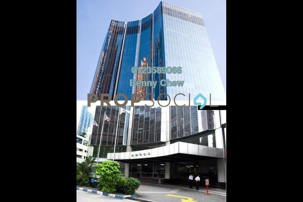 For Rent Office at Amoda, Bukit Bintang Freehold Semi Furnished 0R/0B 6.75k