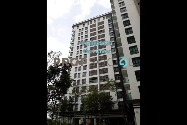 For Sale Serviced Residence at Isola, Subang Jaya Freehold Fully Furnished 3R/3B 1.79m