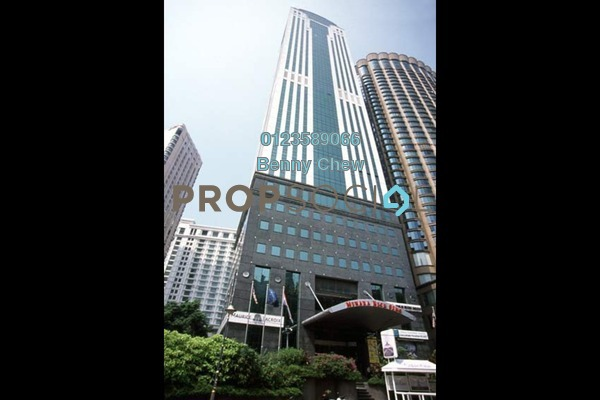 For Rent Office at Menara Keck Seng, Bukit Bintang Freehold Semi Furnished 0R/0B 8.25k