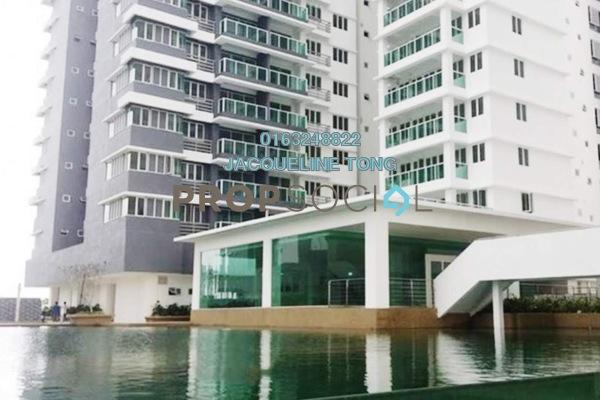For Sale Condominium at The Regina, UEP Subang Jaya Freehold Semi Furnished 3R/3B 580k