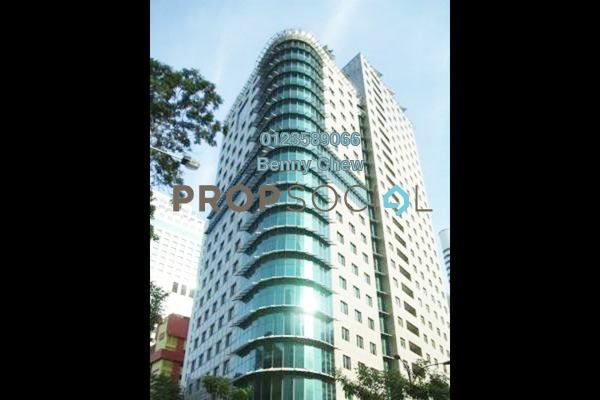 For Rent Office at Menara Taipan, KLCC Freehold Semi Furnished 0R/0B 18.7k