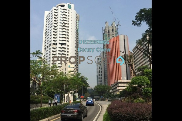 For Rent Office at Menara Boustead, Bukit Ceylon Freehold Semi Furnished 0R/0B 18k