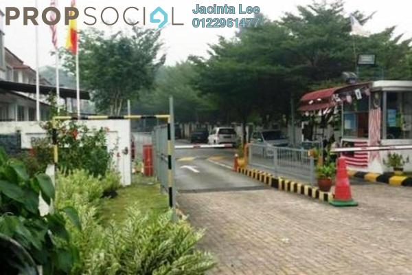 For Sale Terrace at Taman Sri Gombak, Batu Caves Freehold Semi Furnished 3R/2B 527k