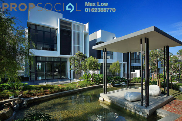 For Sale Villa at 16 Quartz, Melawati Leasehold Semi Furnished 5R/6B 2.3m
