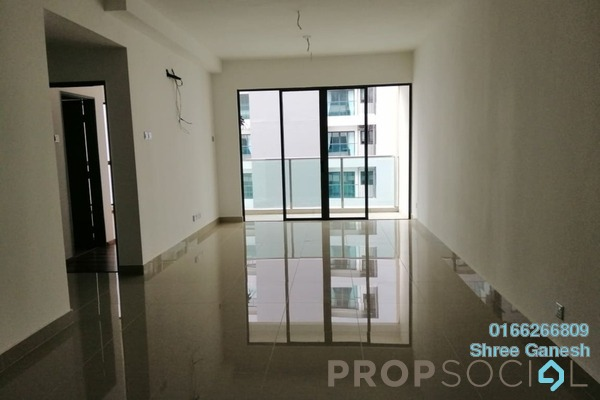 For Sale Condominium at Amerin Mall & Residence, Balakong Freehold Unfurnished 2R/2B 430k