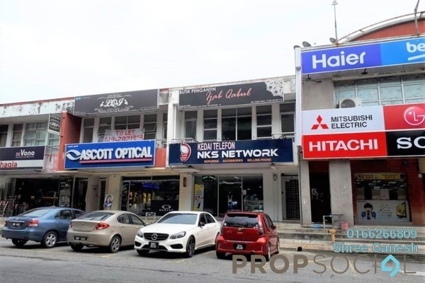 For Rent Shop at Putra Point Commercial Centre, Putra Heights Freehold Unfurnished 0R/0B 3.6k