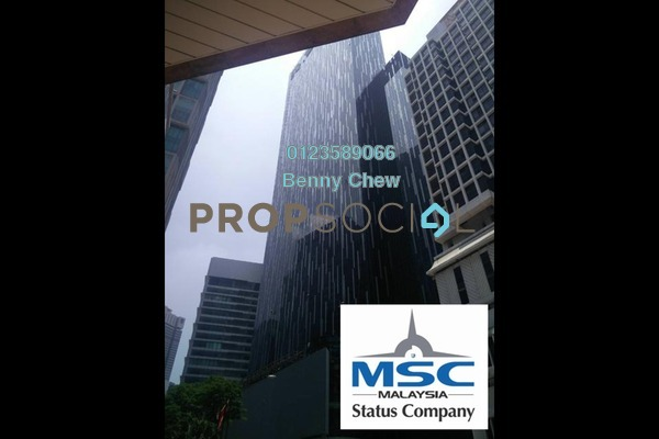 For Rent Office at Equatorial Plaza, Kuala Lumpur Freehold Semi Furnished 0R/0B 96k