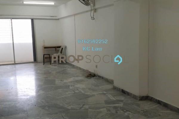 For Rent Condominium at Vantage Point, Desa Petaling Freehold Semi Furnished 4R/2B 1.2k