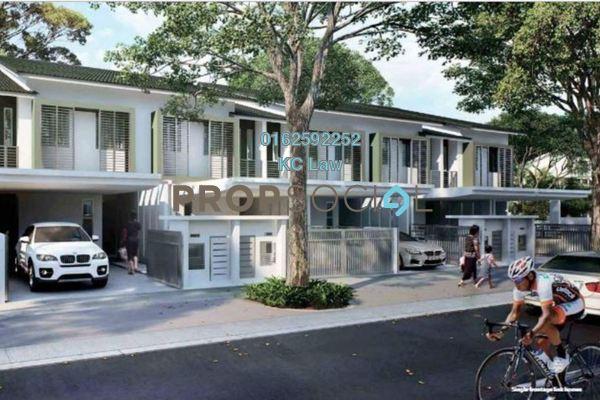 For Sale Terrace at Ariza, Elmina Gardens Freehold Semi Furnished 4R/3B 720k