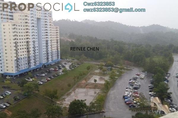 For Sale Apartment at Desaminium Rimba, Bandar Putra Permai Freehold Unfurnished 5R/3B 298k