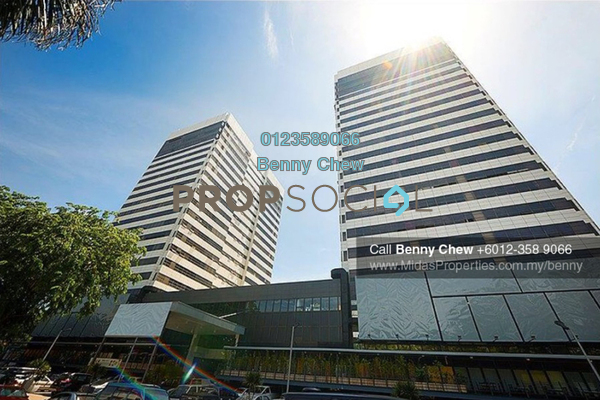 For Rent Office at Faber Tower, Taman Desa Freehold Semi Furnished 0R/0B 8.89k