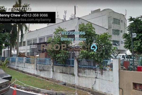 For Sale Factory at Hicom Glenmarie, Glenmarie Freehold Unfurnished 0R/0B 20m