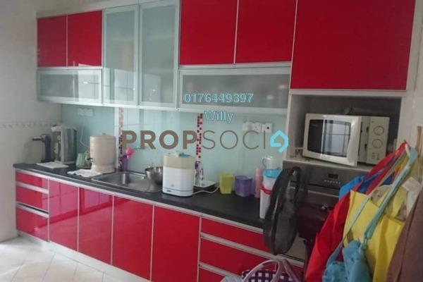 For Sale Terrace at Tiara Putra, Bukit Rahman Putra Freehold Fully Furnished 4R/3B 740k