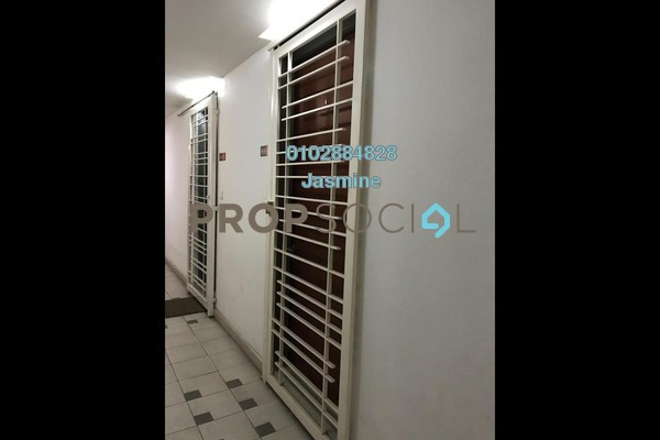 For Sale Serviced Residence at Ritze Perdana 2, Damansara Perdana Freehold Fully Furnished 1R/1B 410k