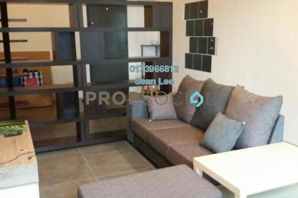 For Rent SoHo/Studio at Empire Damansara, Damansara Perdana Freehold Fully Furnished 1R/1B 2k