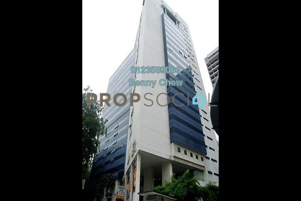 For Rent Office at Wisma KFC, KLCC Freehold Semi Furnished 0R/0B 9k