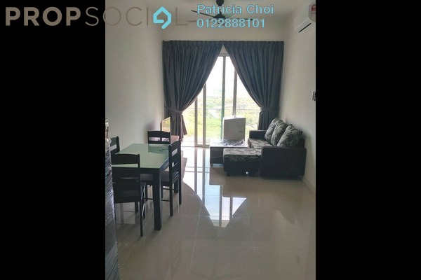 For Rent Serviced Residence at Desa Green Serviced Apartment, Taman Desa Freehold Fully Furnished 2R/2B 2k
