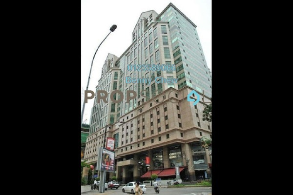 For Rent Office at Rohas Perkasa, KLCC Freehold Semi Furnished 0R/0B 15k