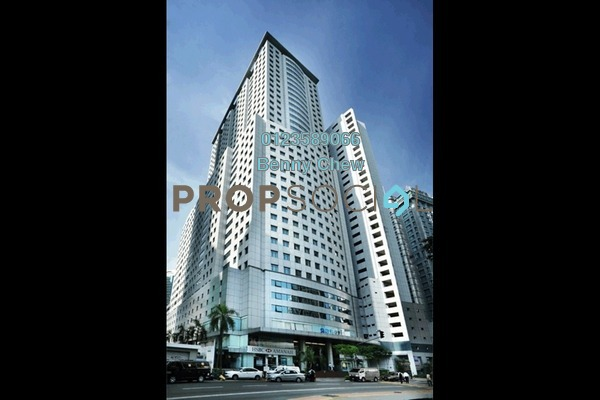 For Rent Office at Wisma UOA II, KLCC Freehold Semi Furnished 0R/0B 23.1k