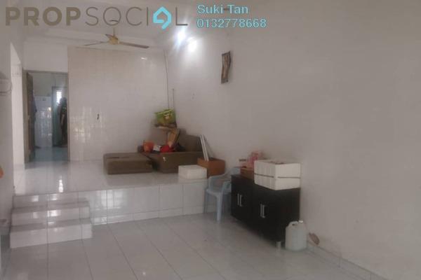 For Sale Terrace at Kepong Baru, Kepong Freehold Semi Furnished 3R/2B 750k