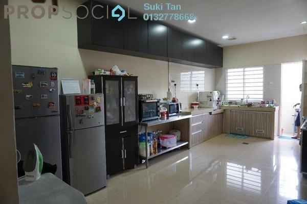 For Sale Terrace at Kepong Baru, Kepong Freehold Semi Furnished 4R/4B 948k