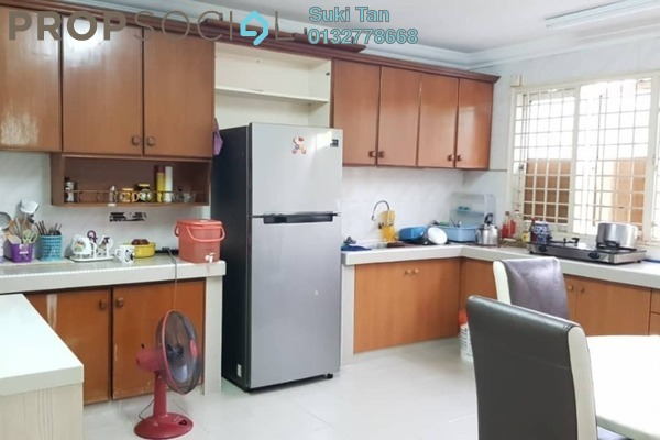 For Sale Terrace at Taman Kepong, Kepong Freehold Semi Furnished 5R/3B 880k
