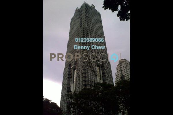 For Rent Office at Menara Multi Purpose, Dang Wangi Freehold Semi Furnished 0R/0B 50k