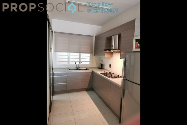 For Rent Condominium at Titiwangsa Sentral, Titiwangsa Freehold Semi Furnished 3R/2B 2k