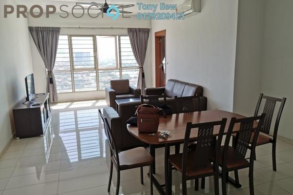 For Rent Condominium at Titiwangsa Sentral, Titiwangsa Freehold Fully Furnished 3R/2B 2.8k