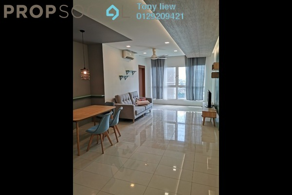 For Rent Condominium at Titiwangsa Sentral, Titiwangsa Freehold Fully Furnished 3R/2B 2.9k