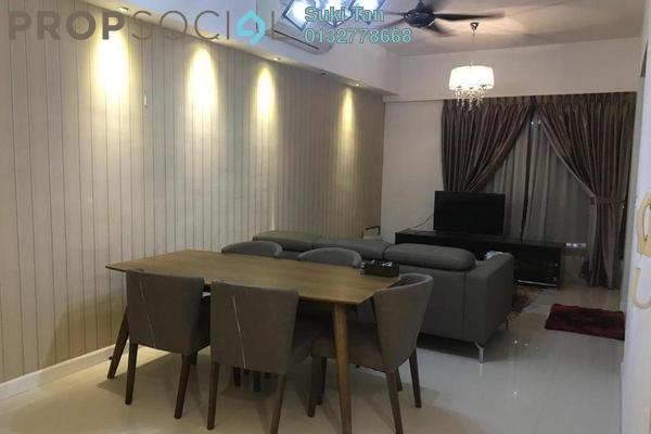 For Sale Condominium at Azelia Residence, Bandar Sri Damansara Freehold Semi Furnished 1R/1B 580k