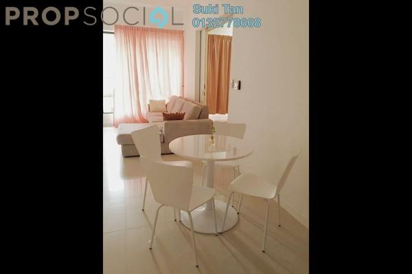 For Sale Condominium at Azelia Residence, Bandar Sri Damansara Freehold Semi Furnished 1R/1B 570k