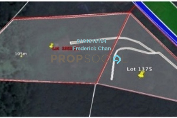 For Sale Land at Kampung Sungai Serai, Hulu Langat Freehold Unfurnished 0R/0B 4.5m