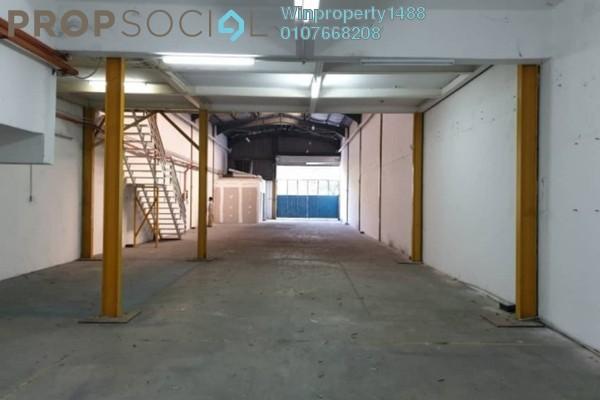 For Rent Factory at Meranti Terrace, Kota Kemuning Freehold Unfurnished 0R/0B 5.5k