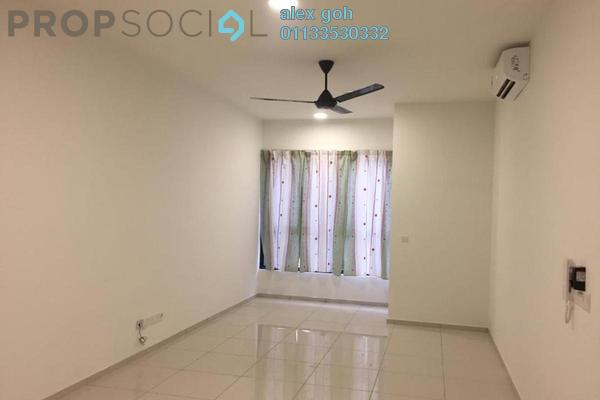 For Rent Condominium at D'Sara Sentral, Sungai Buloh Freehold Semi Furnished 2R/1B 1.25k