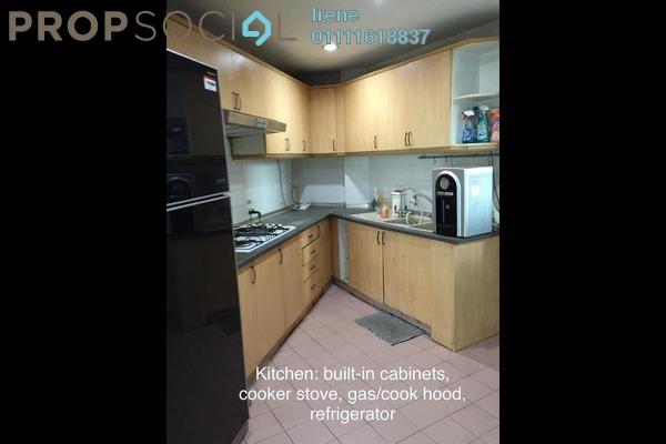 For Rent Condominium at Bistari, Putra Freehold Semi Furnished 2R/2B 2.45k