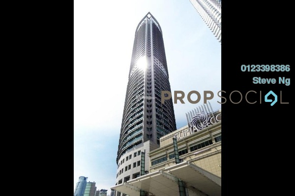 For Rent Office at Maxis Tower, KLCC Freehold Unfurnished 0R/0B 93.9k