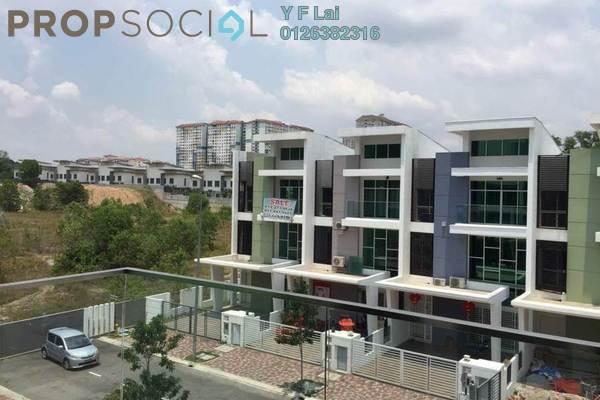 For Sale Terrace at Taman Bukit Serdang, Seri Kembangan Freehold Semi Furnished 5R/5B 1.44m