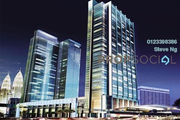 For Rent Office at Menara Bangkok Bank, KLCC Freehold Unfurnished 0R/0B 17.2k