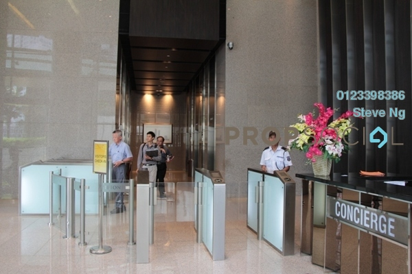 For Rent Office at Pavilion Tower, Bukit Bintang Freehold Unfurnished 0R/0B 24.8k