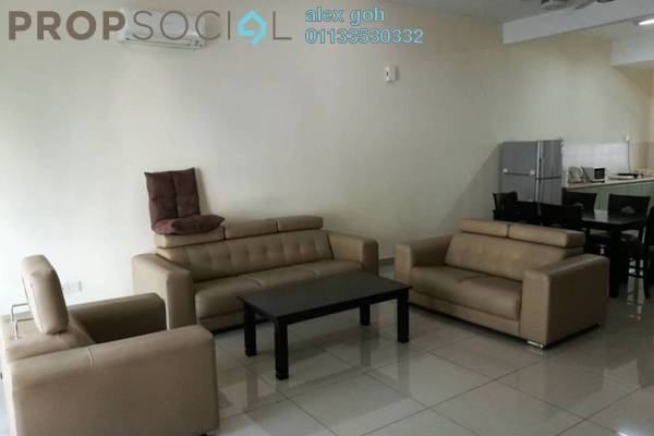 For Sale Terrace at Perdana Residence 2, Selayang Freehold Semi Furnished 6R/6B 1.3m
