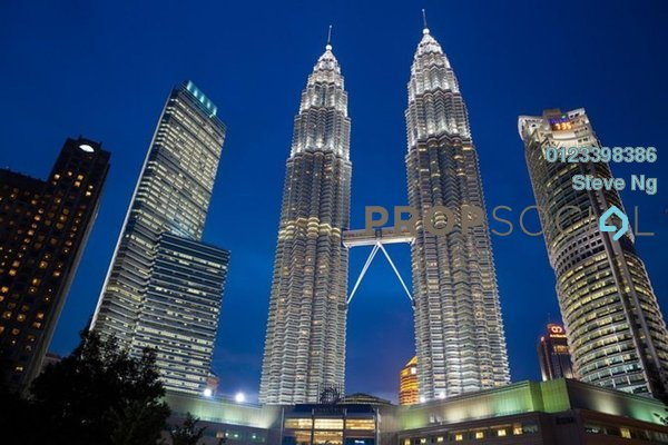 For Rent Office at Petronas Twin Towers, KLCC Freehold Unfurnished 0R/0B 144k