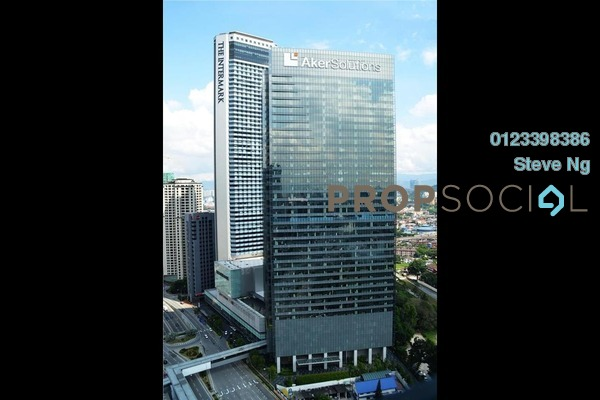 For Rent Office at Integra Tower, KLCC Freehold Unfurnished 0R/0B 8k