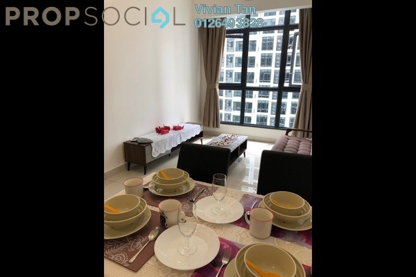For Rent Serviced Residence at 28 Boulevard, Pandan Perdana Freehold Fully Furnished 1R/1B 1.8k