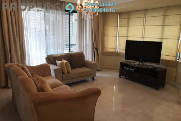 For Sale Condominium at Araville, Bangsar Freehold Fully Furnished 3R/3B 1.3m